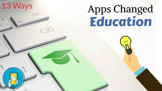benefits of mobile apps in education