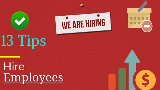 factors to consider when hiring employees