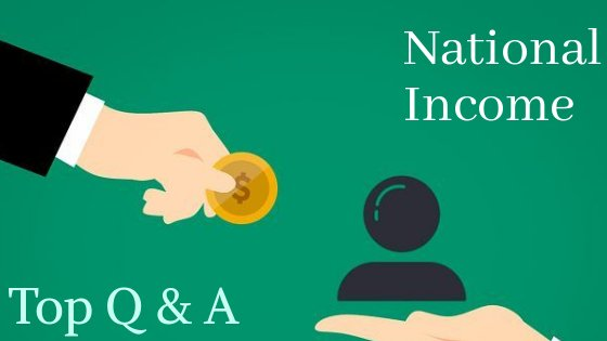 national income questions and answers