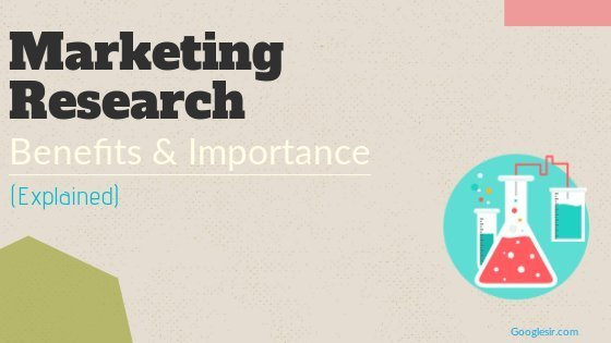 What is the Importance of Marketing Research for a Company?