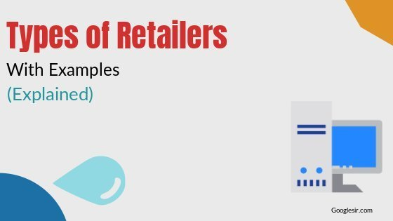 Types of Retailers in Marketing
