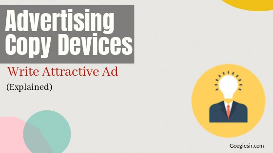 how to write attractive advertising copy
