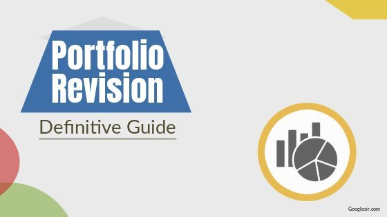 what is meant by portfolio revision