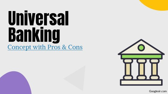 concept of universal banking