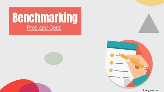 pros and cons of benchmarking